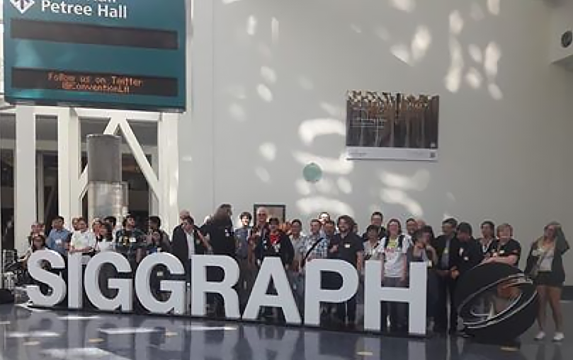 SIGGRAPH 2017 Annual Conference